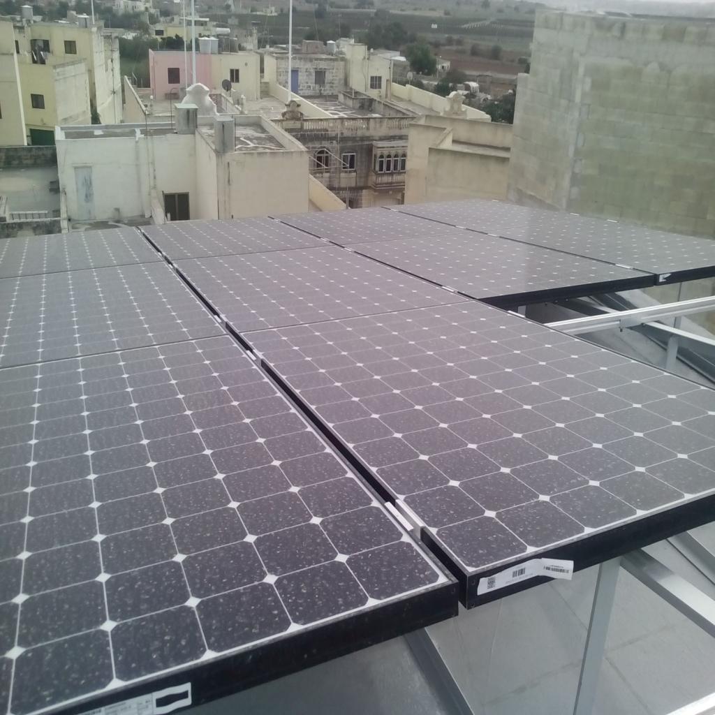 Lg Solar Panels Malta Projects Domestic Pv Panels Malta