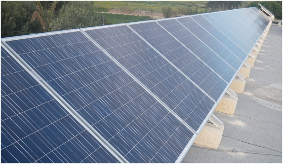 Photovoltaic panels malta installation systems