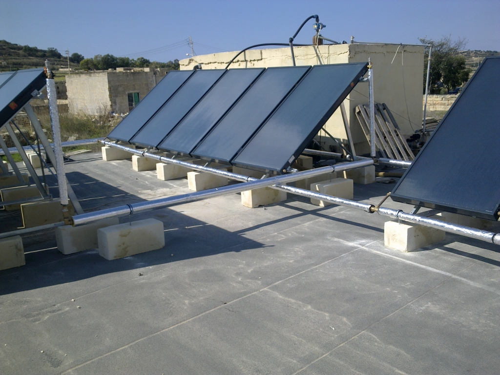 Projects Industrial Solar Thermal Systems Renergy Limited